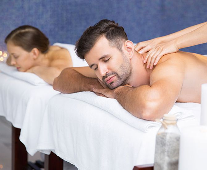 Massage Therapy - Charges Apply